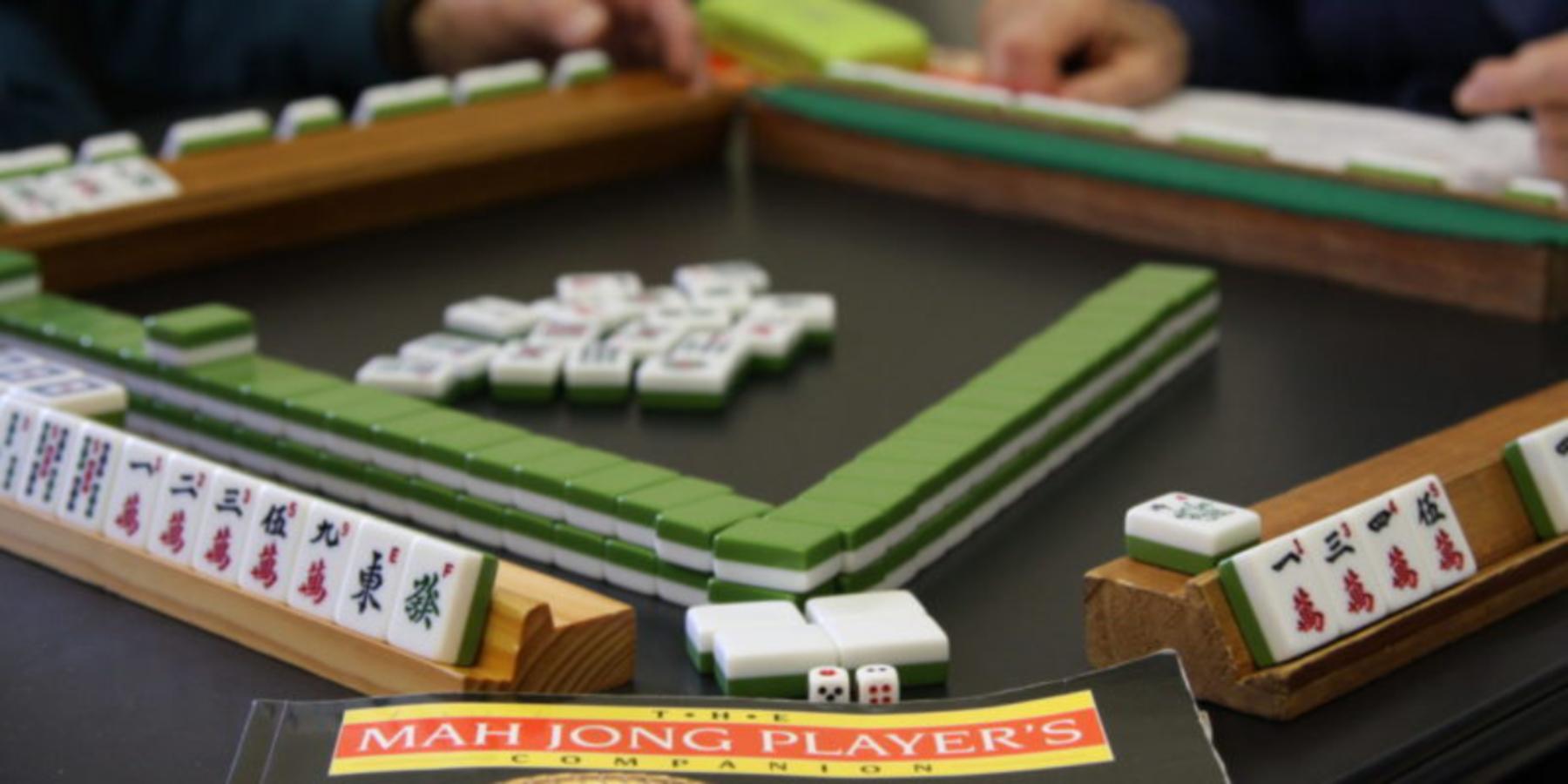 Mahjong Dorpshuis Het Terras Santpoort Noord