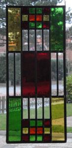 glas in lood Het Terras Santpoort Noord